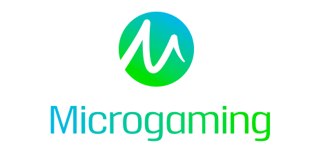 An image of the Microgaming Logo