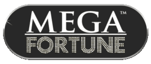 An image of the Mega Fortune Logo