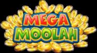 An image of the Mega Moolah Logo