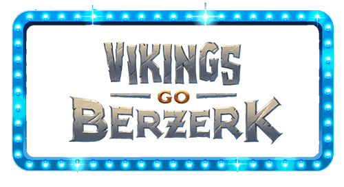 The Vikings slot game banner