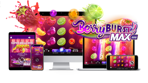 BerryBurst Max Netent slot