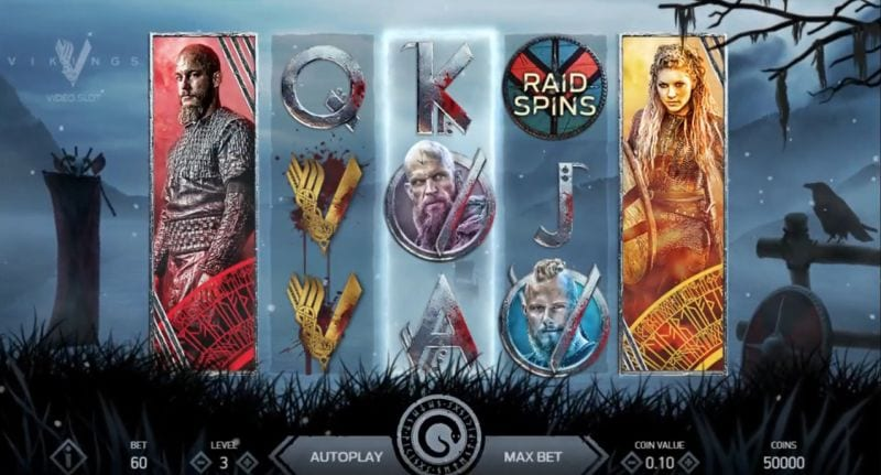 Vikings Netent : our slot review