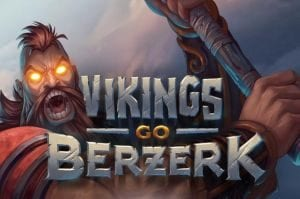 Vikings go Berzerk, an Yggdrasil video slot