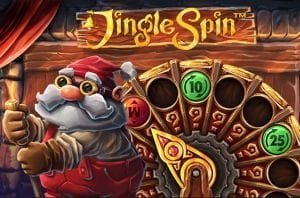 Jingle Spin video slot