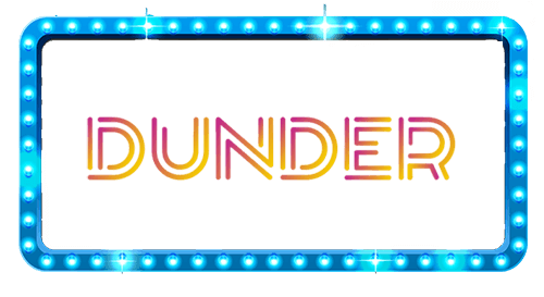 dunder homepage logo