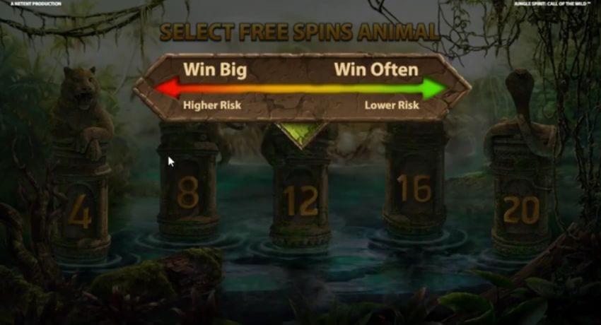 Jungle Spirit online slot