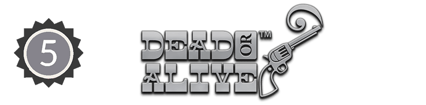 An image of the Dead or alive logo