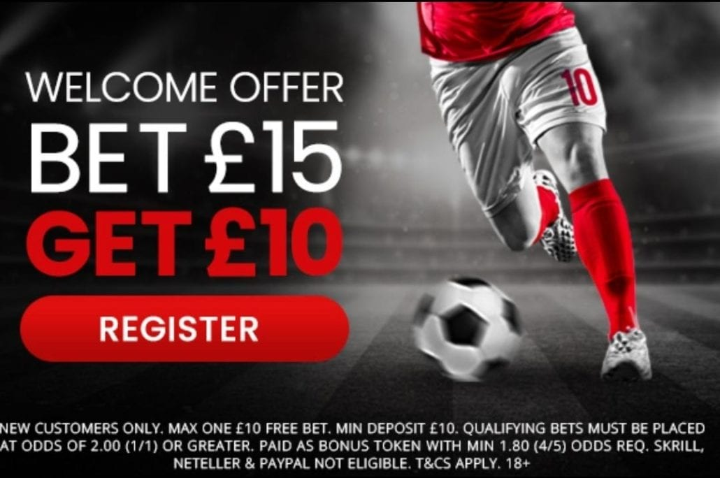 Betiton sport betting welcome offer