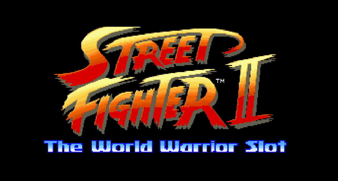 An image of the Street Fighter 2 slot